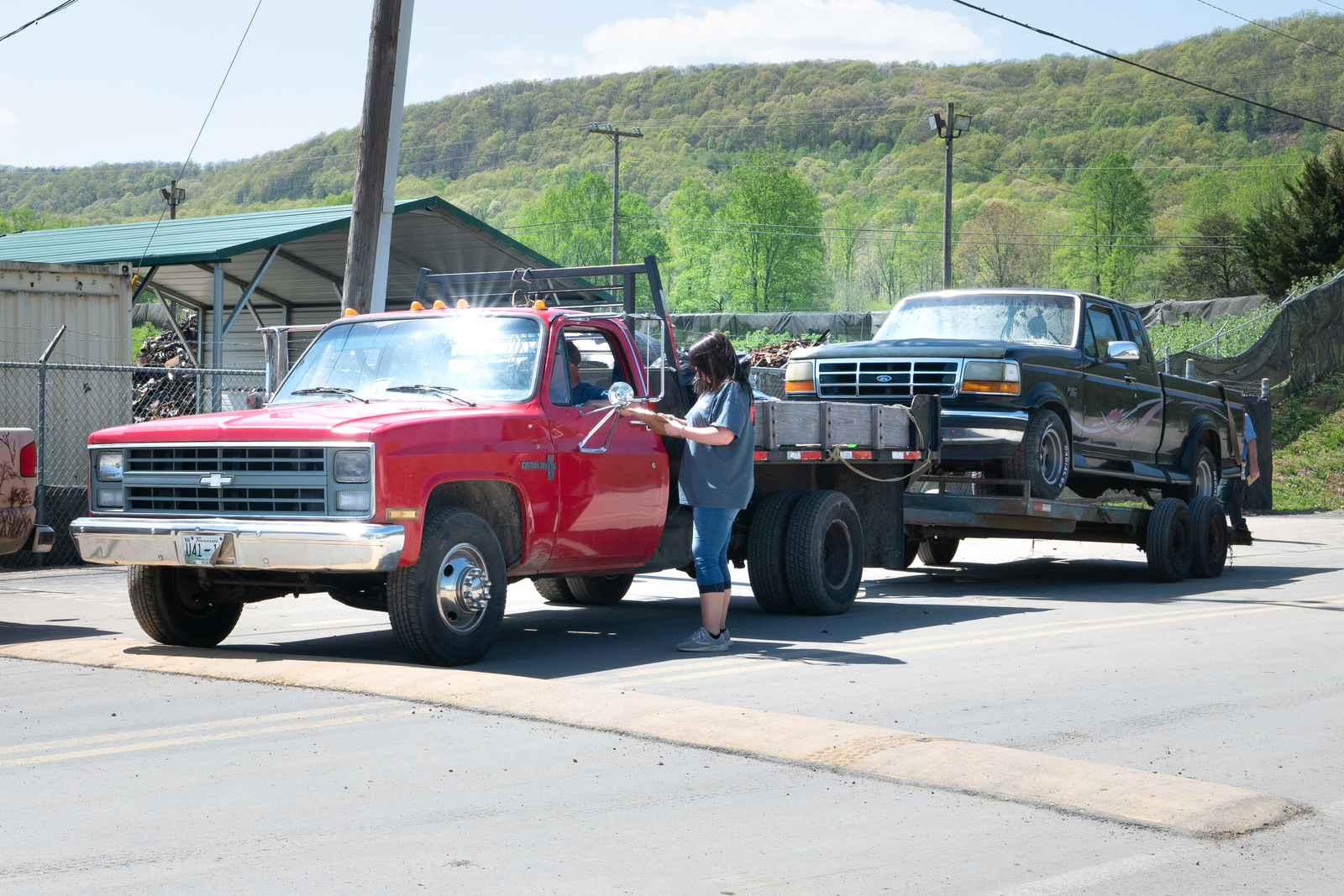 Roane Metals Group Check-in East Tennessee